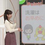 【画像】日本テレビ「news zero」で河出奈都美アナウンサーの白ニットおっぱいがエロ∃😍😍😍😍😍
