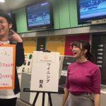 【動画・GIF】テレビ東京女性アナウンサー・森香澄さんの凄く動いちゃうおっぱいがエロ∃😍😍😍😍😍😍😍