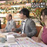 【画像・GIF】テレビ東京女子アナ・森香澄さん、ウイニング競馬でおっぱいぷるるんダンス😍😍😍😍😍