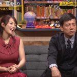 【画像】テレビ東京「FOOT×BRAIN」で女子アナ・鷲見玲奈さんのスゴく大きなおっぱい😍😍😍😍😍