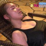 【画像】日本テレビ「所さんの目がテン!」でサウナに入る都丸紗也華さんのおっぱいとワキがえちえち😍♨😍♨😍♨😍♨😍♨