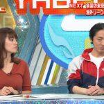 【画像】テレビ朝日「やべっちFC」で女子アナ・三谷紬さんのおっぱいのボリューム感がスゴ∃😍⚽😍⚽😍⚽😍⚽😍⚽
