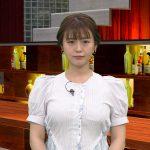 【画像】TBS「ビジネスクリック」の井口綾子さん、おっぱいがパンパンで息苦しそう😍😍😍😍😍