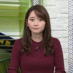 【画像】テレビ東京「SPORTSウオッチャー」で女子アナ・竹崎由佳さんのニットおっぱいの膨らみがナイス😍👍😍👍😍👍😍👍😍👍