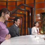 【画像・GIF】テレビ東京「ワールドビジネスサテライト」で北村まあささんのおっぱいがめっちゃゴイスー😍😍😍😍😍