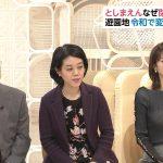 【画像】フジテレビ「Live News it!」でフリーアナウンサー・加藤綾子さんのおっぱいの突起が目立つ😍😍😍😍😍