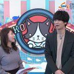 【画像・GIF】テレビ神奈川女性アナウンサー・岡村帆奈美さん、右見ても左見てもうつむいてもおっぱいがデカ∃😍😍😍😍😍😍