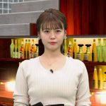 【画像】TBS「ビジネスクリック」で井口綾子さんの内容量が凄そうなパンパンおっぱい😍😍😍😍😍