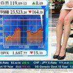 【画像】阿部菜渚美さんのミニスカート美脚がエチエチなTBS「ビジネスクリック」😍💹😍💹😍💹😍💹