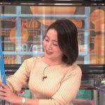 【画像】AbemaMorningでテレビ朝日女性アナウンサー・矢島悠子さんのしっかりしたおっぱい😍😍😍😍😍😍