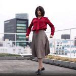 【動画・GIF】テレビ朝日女性アナウンサー・田中萌さん、欅坂46のコピーダンスでおっぱい😍😍😍😍😍