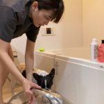 【画像・動画】川口春奈さんの愛犬シャンプー動画、なんかエッチ😍😍😍😍😍
