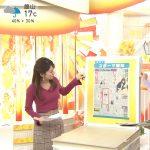 【画像】ハンカチマスクを説明する皆川玲奈さんの横乳おっぱいの膨らみ😍😍😍😍😍😍
