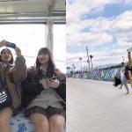 【画像】NHK「JK列車・和歌山 加太さかな線」でまやりんさん、ゆめのんさん、すみぽんさんのエチエチ下半身😍😍😍😍😍😍