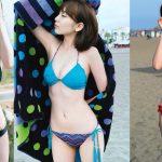 【画像】女優・飯豊まりえさん、洋服を着ても水着姿でもエチエチかわいい😍😍😍😍😍