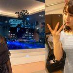 【画像】テレビ東京女性アナウンサー角谷暁子さんの自撮りがおっぱいでエッッッッッッ😍😍😍😍😍😍😍