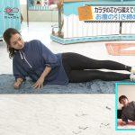 【画像・動画】日本テレビ「バゲット」のトレーニングクラブで女性アナウンサー・後藤晴菜さんの下半身がエロ∃😍😍😍😍😍😍