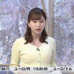 【画像】テレビ東京女性アナウンサー・角谷暁子さんの存在感満点おっぱいなムチムチ感がエロ∃😍😍😍😍😍😍