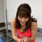 【画像・動画】テレビ朝日女性アナウンサー・三谷紬さん、ダイエット企画動画でめっちゃおっぱい😍😍😍😍😍😍