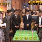 【画像】テレビ東京「FOOT×BRAIN」でフリーアナウンサー・鷲見玲奈さんの存在感満点エチエチおっぱい😍😍😍😍😍😍😍