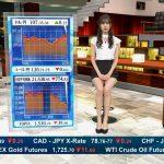 【画像】TBS『ビジネスクリック』でモデル・阿部菜渚美さんの美脚太ももがエッッッッッッ😍💹😍💹😍💹😍💹😍💹