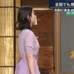 【画像・GIF】報道ステーション・森川夕貴アナウンサーの柔らかそうなエチエチおっぱい😍😍😍😍😍😍