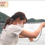 【画像・GIF】MBSアナウンサー・野嶋紗己子さん、スケスケの背中、おっぱいの膨らみ、パツパツのお尻…エッッッッッ😍😍😍😍😍😍