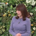 【画像】NHKアナウンサー・中川安奈さんのめちゃデカおっぱい😍😍😍😍😍😍😍😍😍
