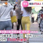 【画像・GIF】テレビカメラマン、エッチなお尻にロックオン😍😍😍😍😍😍😍